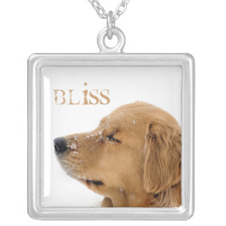 Golden Retriever Bliss Necklace