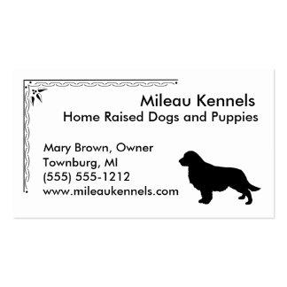 Golden Retriever Business Cards