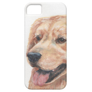 Golden Retriever Case For The iPhone 5