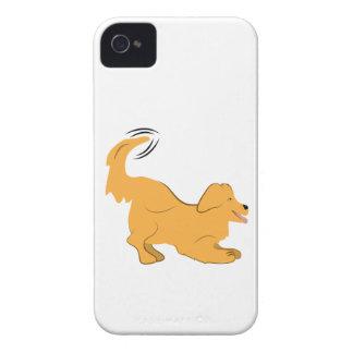 Golden Retriever iPhone 4 Case-Mate Cases