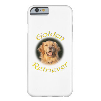 Golden Retriever Barely There iPhone 6 Case