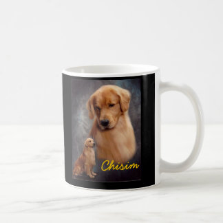 Golden Retriever Chisim Mug