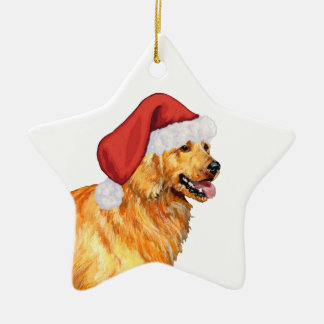 Golden Retriever Christmas Christmas Ornament