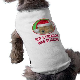 Golden Retriever Christmas T-Shirts, Gifts, Cards Sleeveless Dog Shirt