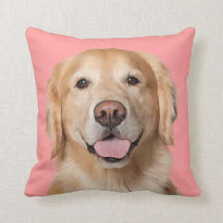 Golden Retriever - Corona Cushion
