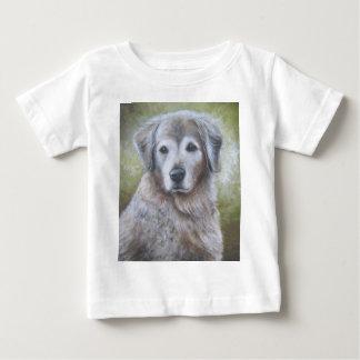 Golden Retriever Design Baby T-Shirt