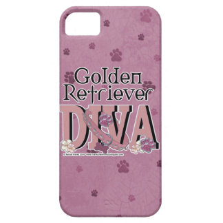 Golden Retriever DIVA iPhone 5 Covers