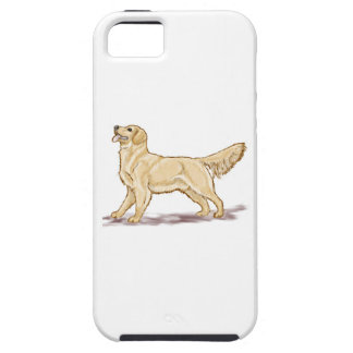 Golden Retriever Dog iPhone 5 Covers