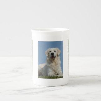 Golden Retriever Dog Lovers photo bone china mug
