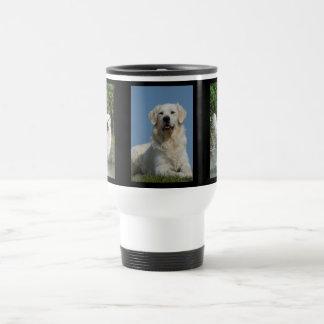 Golden Retriever Dog Lovers Photo Commuter Mug