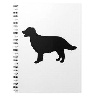 Golden Retriever Dog Notebook