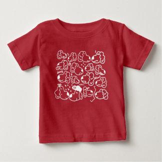 Golden Retriever Face Baby T-Shirt