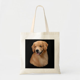 Golden Retriever Frisco Tote Bag