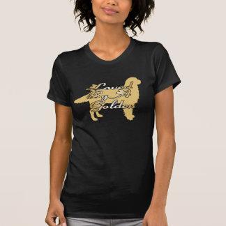 Golden Retriever Gifts Apparel Shirts