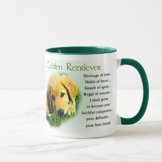 Golden Retriever Gifts, Golden Lovers Mugs