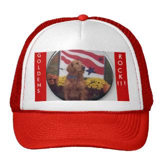 Golden Retriever Hat