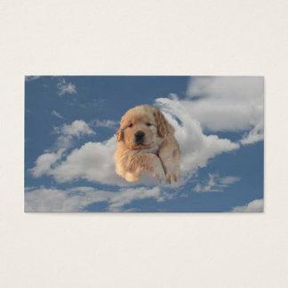 Golden Retriever Heavenly Breeder Business Card
