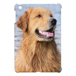 Golden Retriever iPad Mini Cover