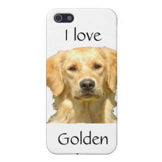 Golden Retriever iPhone4 Case iPhone 5/5S Cases
