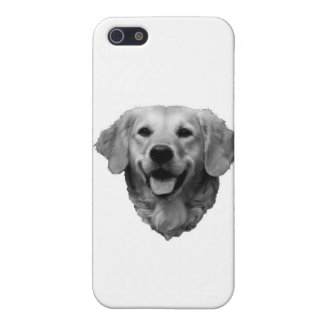 Golden Retriever  iPhone 5/5S Covers