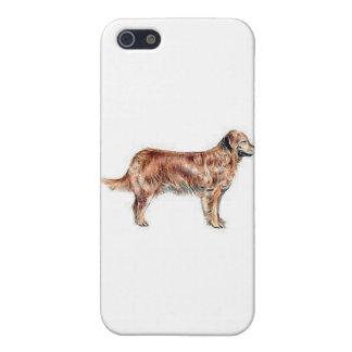 Golden Retriever iPhone 5 Cases