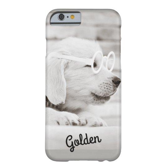 Golden retriever iPhone 6/6S Case