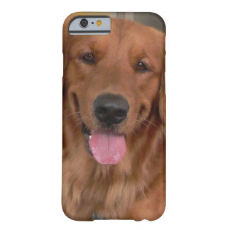 Golden Retriever iPhone 6 Case Barely There iPhone 6 Case