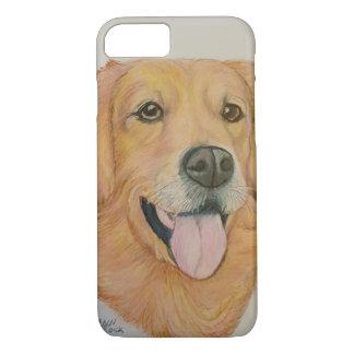 Golden Retriever` iPhone 7 Case
