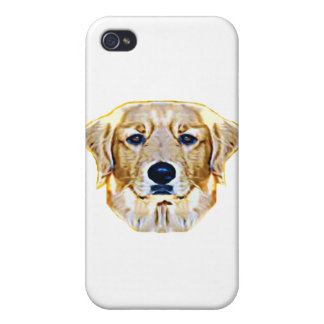 Golden Retriever iPhone Case Case For iPhone 4