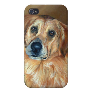 golden retriever iphone case cover for iPhone 4