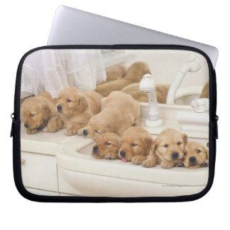 Golden Retriever; is a relatively modern and 2 Laptop Sleeve