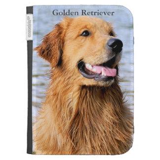 Golden Retriever Kindle 3G Cases