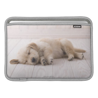 Golden Retriever MacBook Sleeve