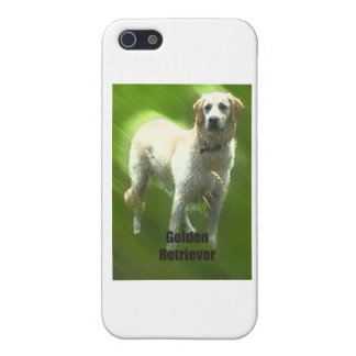 Golden Retriever Marley breed iPhone 5/5S Covers