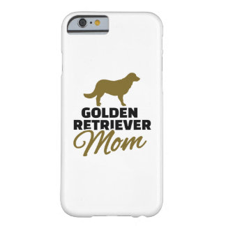 Golden Retriever Mom Barely There iPhone 6 Case