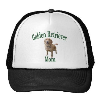 Golden Retriever Mom Cap