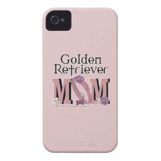 Golden Retriever MOM Case-Mate iPhone 4 Cases