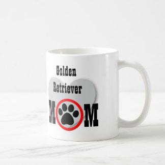 Golden Retriever Mom Dog Lover Gift G02 Mug