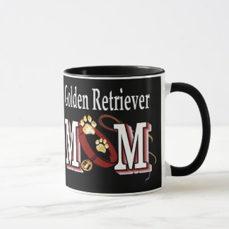 Golden Retriever Mom Gifts Mug