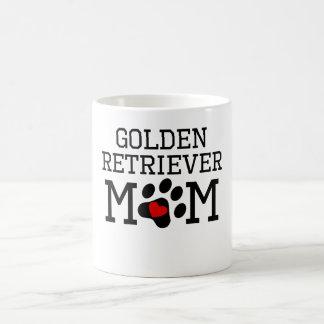 Golden Retriever Mom Coffee Mugs