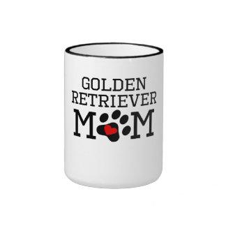 Golden Retriever Mom Mugs