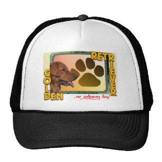 GOLDEN RETRIEVER! NO ORDINARY DOG! HAT