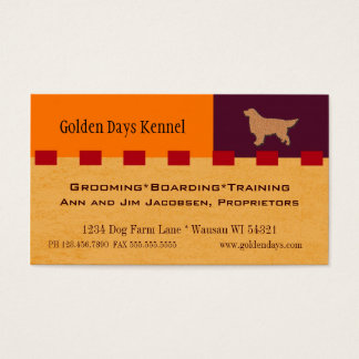 Golden Retriever or other Dog Services