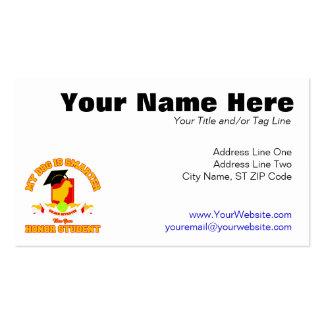 Golden Retriever Pack Of Standard Business Cards