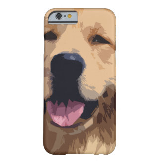 Golden Retriever.png Barely There iPhone 6 Case
