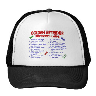 Golden Retriever Property Laws 2 Cap