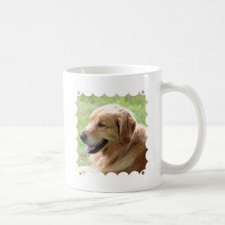 Golden Retriever Pup Coffee Mug