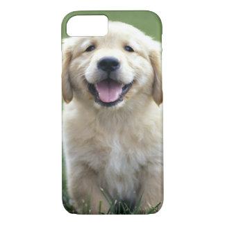 Golden Retriever Pup iPhone 7 case
