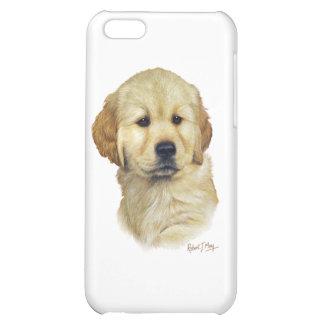 Golden Retriever Pup iPhone 5C Cover