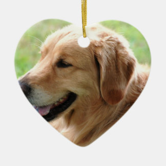 Golden Retriever Pup Ornaments
